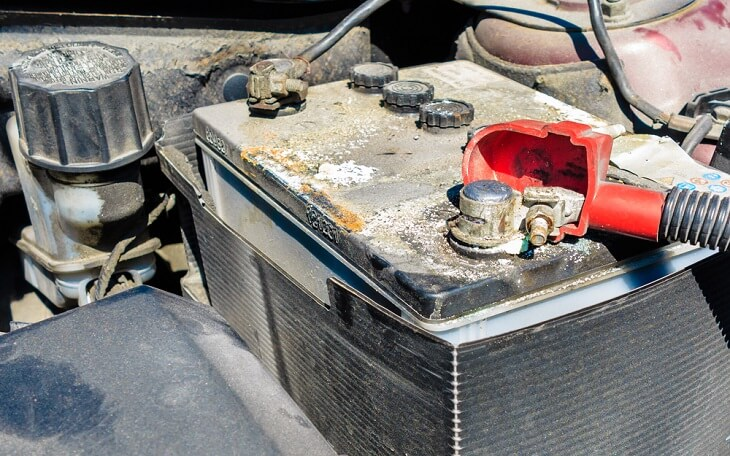New Car Battery Dying