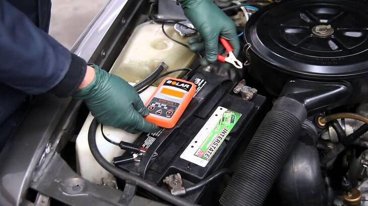 check-car-battery  Volt Golf Cart Battery Wiring Diagram on