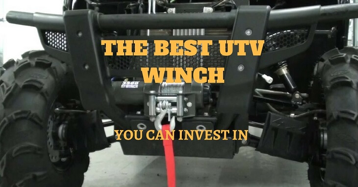 The Best UTV Winch You Can Invest In