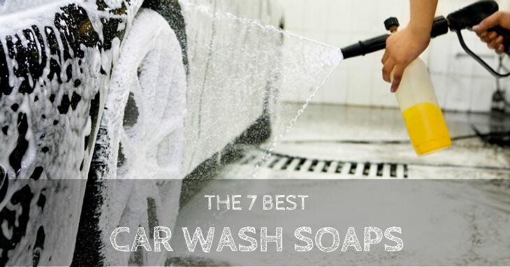 The 7 Best Car Wash Soaps For An Immaculately Clean Car